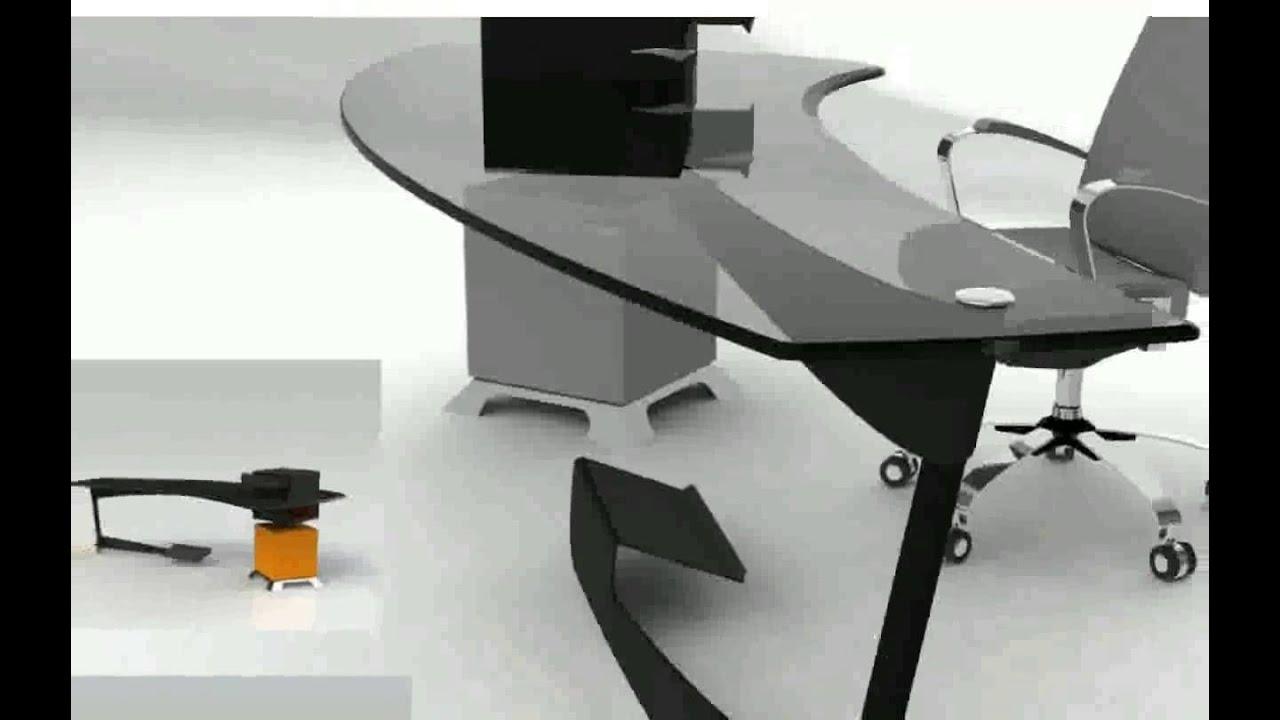 Scrivanie per ufficio nuovi youtube for Ikea scrivanie ufficio