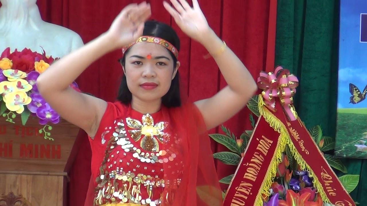 Chào mừng kỷ niệm ngày 20-10 thành lập Hội Liên hiệp Phụ nữ Việt Nam