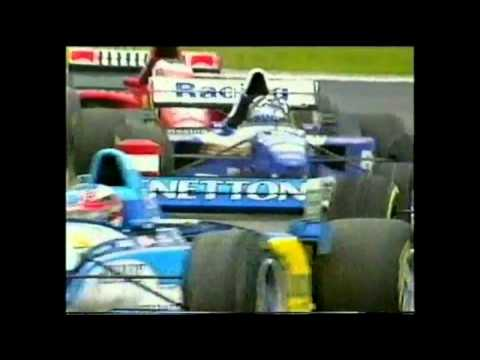 Australian Formula 1 Grand Prix Television Advertisement (Australia)- February 1996