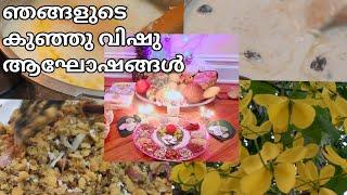 Vishu vlog   vishu kanji   Puzhukk   chavvari payasam  sabudana kheer   മുത്തുമണി പായസം