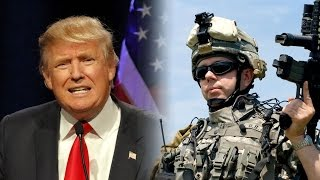 Donald Trump to Propose $54 Billion Increase in Military Spending
