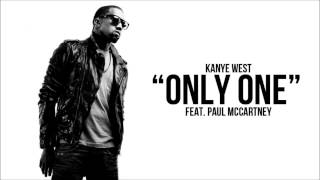 Kanye West - Only One feat. Paul McCartney (INSTRUMENTAL) [Prod. Jed Official]
