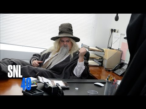 Thumbnail: Hobbit Office - SNL