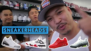 LIFE OF A SNEAKERHEAD 6 | Fung Bros