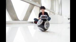 StarWars - Sphero - BB-9E™ App-Enabled Droid™ - Unboxing #BB9E