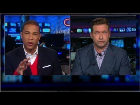 CNN Weekend s  Stephen Baldwin arrested in New York