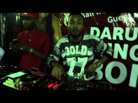 Diamond Platnumz - Live Performance At Mabibo Hostel Part 4