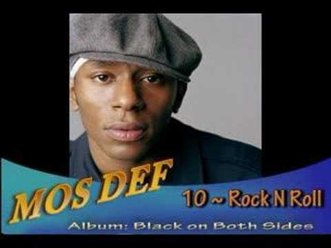 Mos Def - New World Water / Rock N Roll