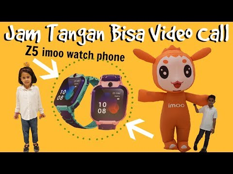 VLOG Terbaru imoo watch phone Z5  TheRempongs