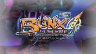 Blinx: The Time Sweeper - Intro Video - HD