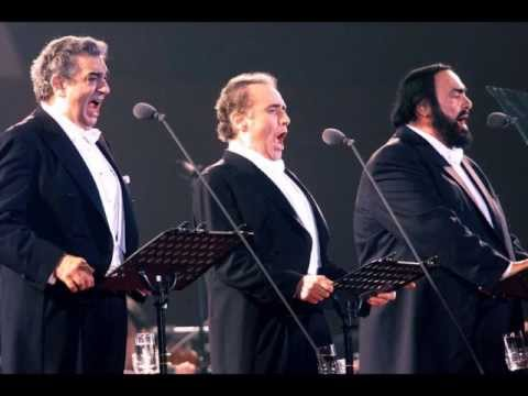 The 3 Tenors Dicitencello Vuie ( Live in Paris 1998)