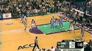 Video 03/12/2004 ACC Tourney QF #2: #19 North Carolina Tar Heels vs. #18 Georgia Tech Yellow Jackets download MP3, 3GP, MP4, WEBM, AVI, FLV September 2018