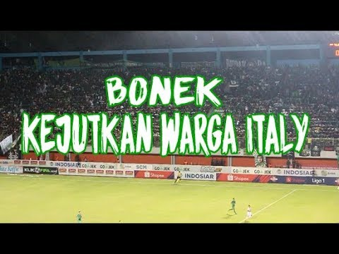 Ulah Bonek Mania Awaydays Kabupaten Italy || PSS VS PERSEBAYA LIGA 1