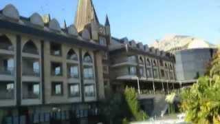 """Обзор отеля """"Le Chateau De Prestige"""" 5*.Часть 1.(Холл и территория)."""