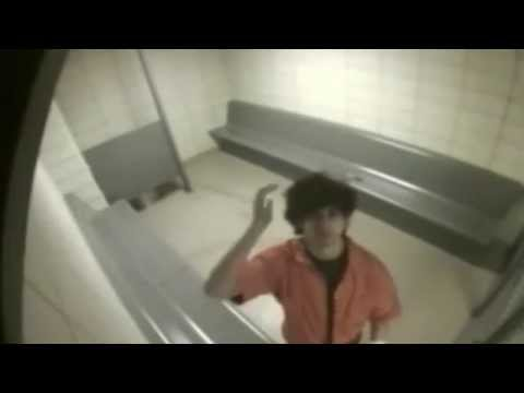 Thumbnail: Boston Marathon bomber gives the middle finger to security camera