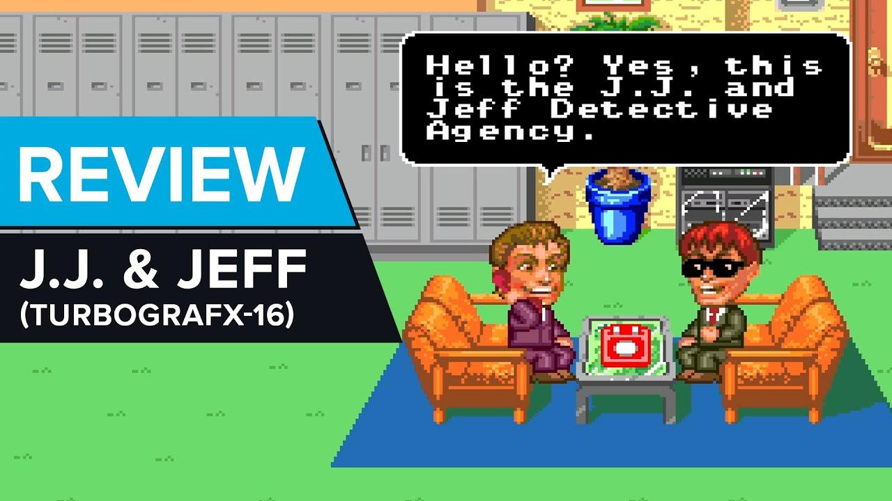 J.J. & Jeff Review (TurboGrafx-16)
