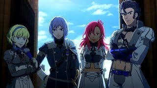 Fire Emblem 3 Houses - Cindered Shadows DLC Final Chapter and Ending (Hard Mode)