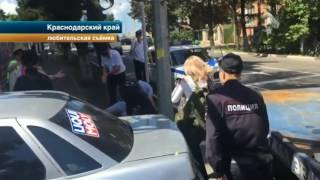 В Туапсе автоинспектора обвиняют в нападении на беременную женщину