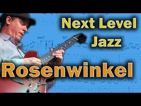 Kurt Rosenwinkel - How To Make Interesting Lines