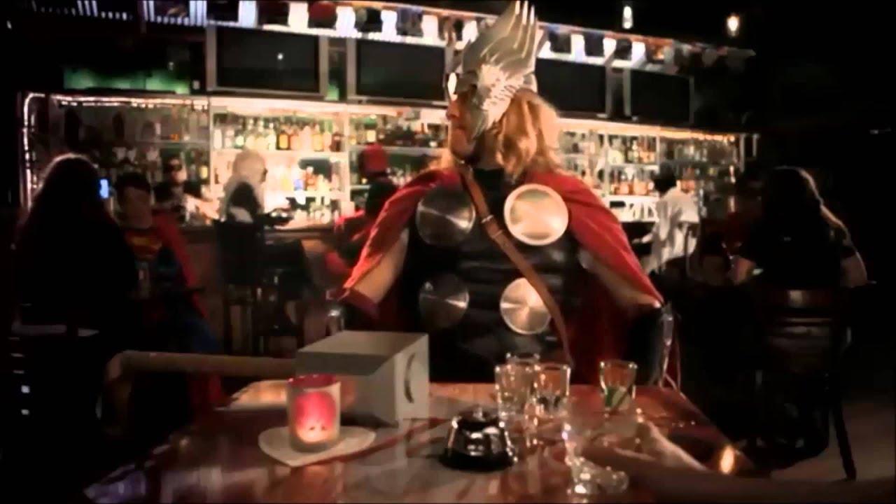 youtube superhero speed dating