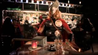 Super Hero Speed Dating Edited Short