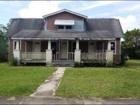 First Look Quadruplex LakeWales property Florida USA 1