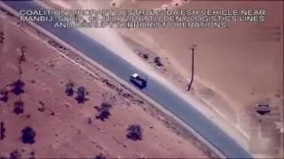 Video Caminhão do Estado Islâmico Sendo Abatido na Síria. download MP3, 3GP, MP4, WEBM, AVI, FLV November 2018