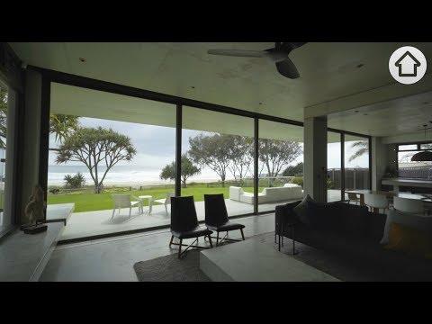 Master Plan: Modern beachside dream home