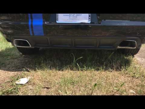 2011 charger mopar 11! Exhauste