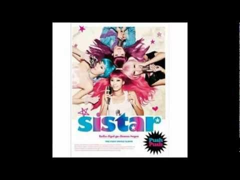 [MisterUnni] SiStar - Push Push (Instrumental) [MP3/DL]