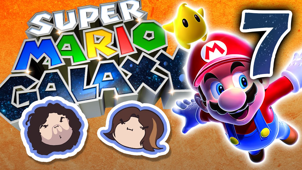 Super Mario Galaxy: Flap Flappin' - PART 7 - Game Grumps