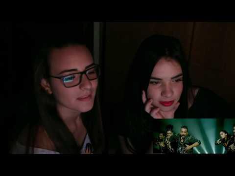 Spanish Girls watching Bezubaan Fir Se Song from Disney's ABCD 2