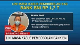 Jejak Kasus Pembobolan Bank BNI Maria Lumowa