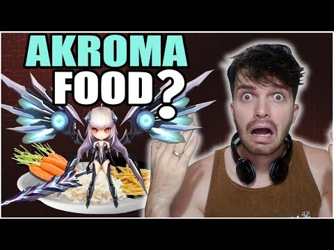 2 - SLOTH RESPONDE - AKROMA É FOOD? VALE A PENA COMPRAR PACK?