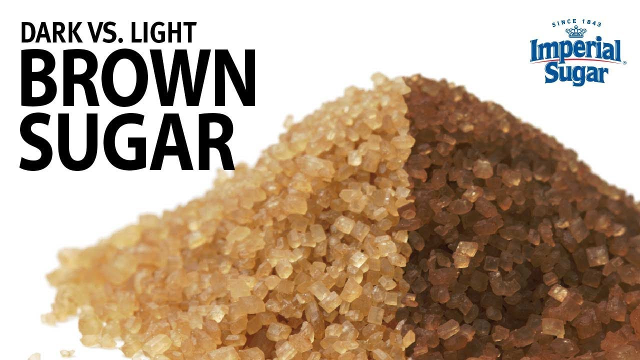 Perfect Whatu0027s The Difference Between Dark Brown And Light Brown Sugar? Nice Ideas