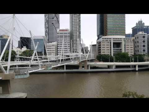 Brisbane time lapses