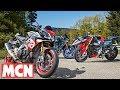 2017 Super Nakeds Shoot Out | Road Test | Motorcyclenews.com