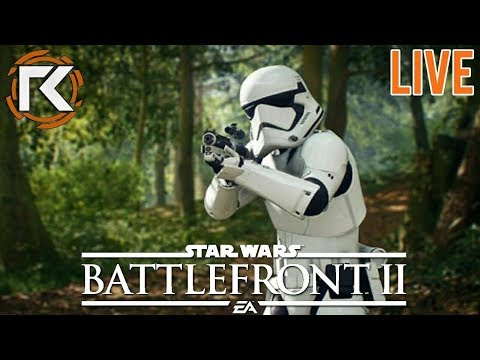 IT'S EXTENDED - Star Wars Battlefront 2 BETA LIVE