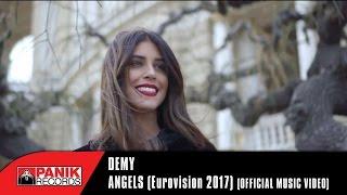 Video Demy - Angels | Eurovision 2017 | Official Music Video download MP3, 3GP, MP4, WEBM, AVI, FLV Oktober 2017