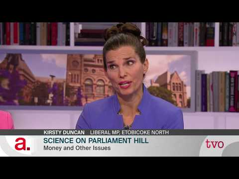 Science on Parliament Hill