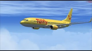 Let´s Play Flight Simulator X #5 [PMDG 737-800] München-Split