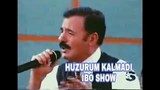 Ferdi Tayfur - Huzurum Kalmadı 1996 İbo SHOW