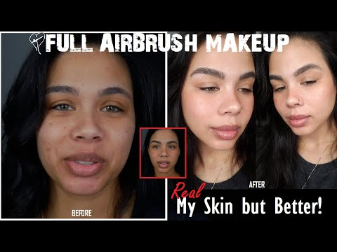 EveryDay Airbrush Makeup Look | IHeartAirbrush