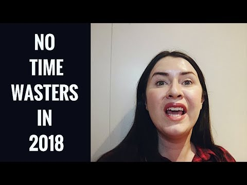 NO TIME WASTERS IN 2018 | #DAILYSUZ EPISODE 68