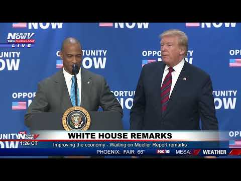 WATCH: President Trump Remarks On Helping All Communities