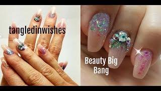 TANGLEDINWISHES   Beautybigbang Glitter Review and New Set