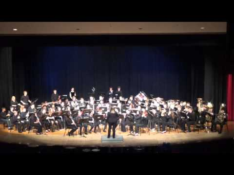BVNW Concert Band  A Shaker Gift Song  Frank Ticheli
