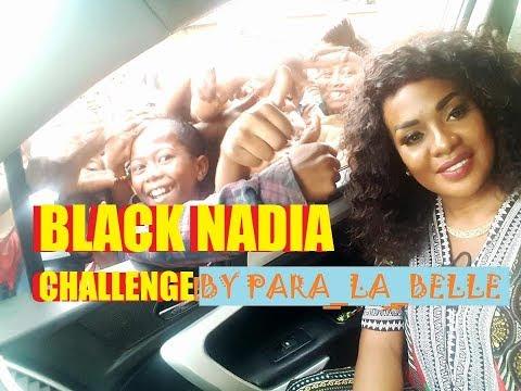 Black Nadia sy mpankafy azy