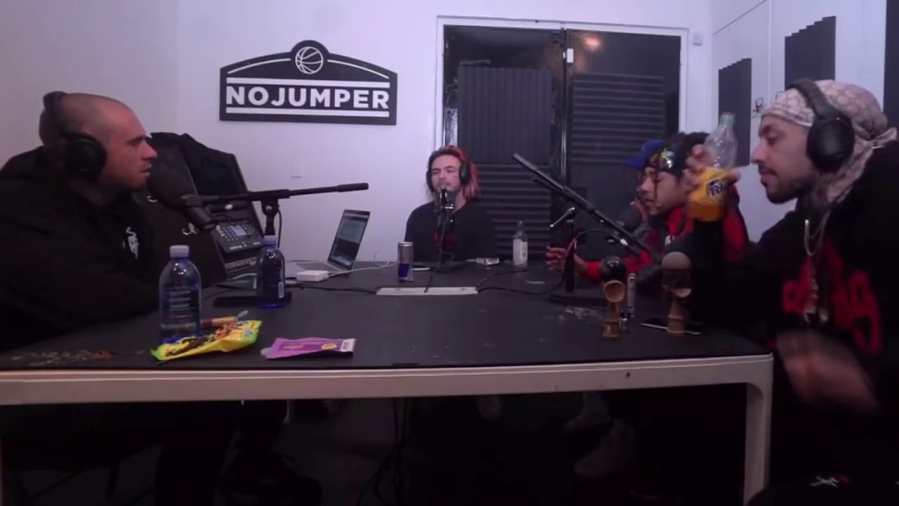 Bighead talks about selling  Beats online - No Jumper Highlights