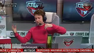 Биатлонистка Екатерина Юрьева в гостях у Женского состава. 31.03.2018